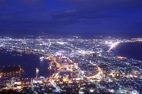 Mt.Hakodate Observatory