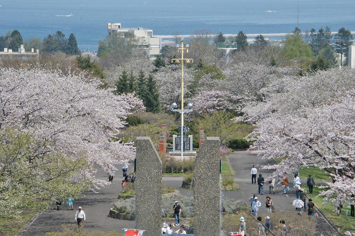 Oniushi-koen Park