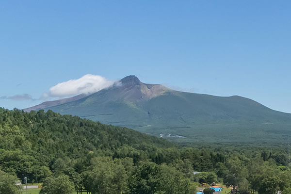 Mt.Hokkaido Komagatake